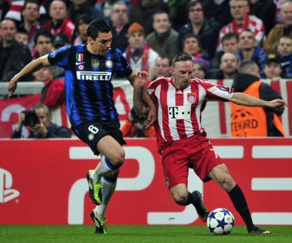 Inter y Bayern se han enfrentado en tres ocasiones en las últimas dos temporadas. En ambos años lo italianos se impusieron a los bávaros. (Foto: AFP).