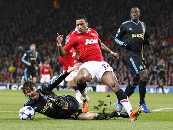 Nani era el llamado a ser reemplazante de Cristiano Ronaldo, pero las lesiones terminaron por sacarlo del once inicial. (Foto: Reuters)