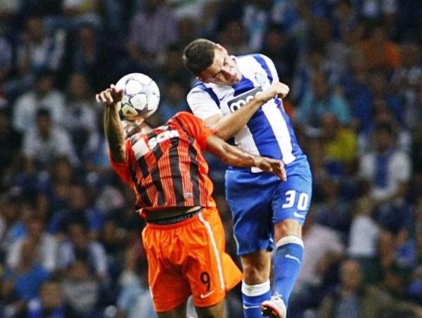 PORTO 2-1 SHAKHTAR DONETSK. El campeón de la UEFA Europa League tuvo un debut complicado, pero salió victorioso. (Foto: AFP)