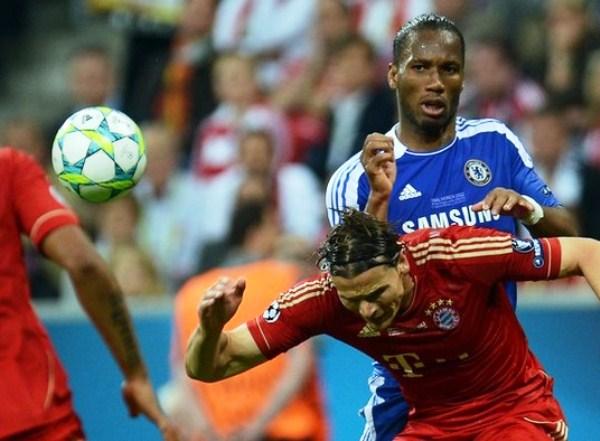 Los penales acabaron por darle su primera Champions al Chelsea tras empatar 1-1 en tiempo regular contra Bayern (Foto: AFP)