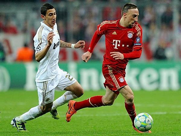 Bayern y Real Madrid se llegaron a ver las caras en una semifinal memorable: en la temporada 2011/12 (Foto: EFE)