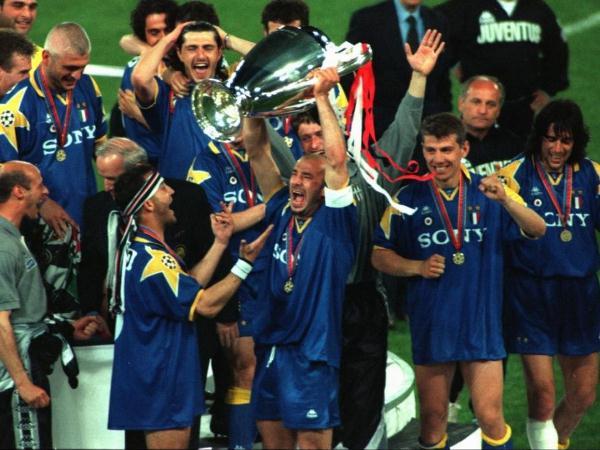 Juventus obtuvo su segunda Champions al derrotar al Ajax en penales en 1996. (Foto: sports.it)