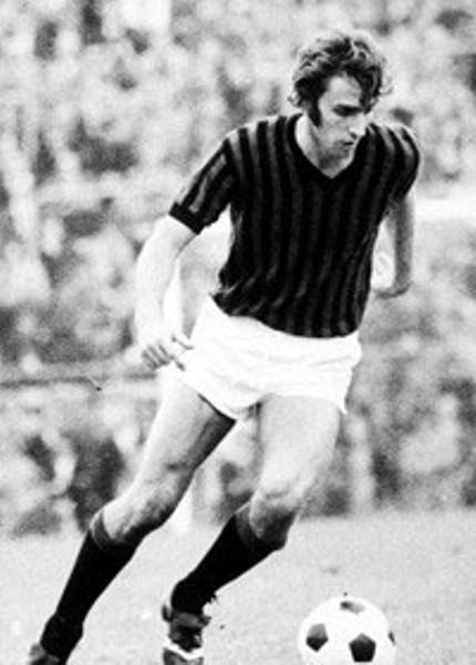 Pierino Prati ha sido el último jugador en marcar tres goles en una final de Liga de Campeones. (Foto: ACMilan.com)