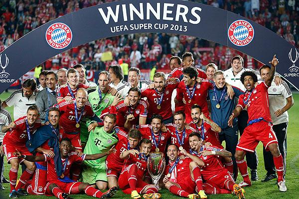 Bayern sumó un trofeo más a sus abultadas vitrinas al conquistar la Champions en una esperada final alemana (Foto: AP)