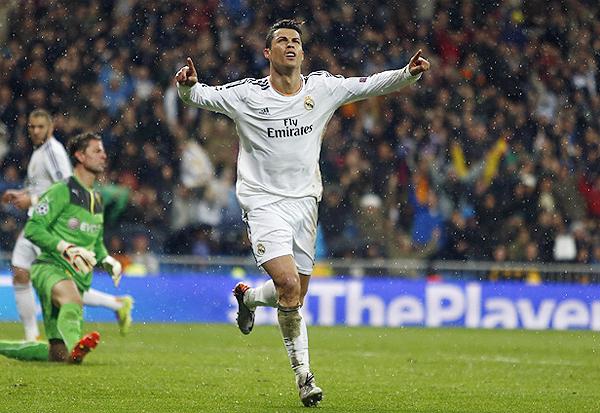 Real Madrid resultó muy superior a lo que el Dortmund podía ofrecer y selló su goleada con un tanto de su goleador Cristiano Ronaldo (Foto: AP)