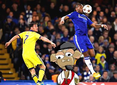 Chelsea, Maribor, Didier Drogba, Champions League