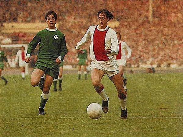 El Ajax de Cruyff fue tricampeón y ejerció un fuerte dominio en Europa (Foto: blaugrana.com)