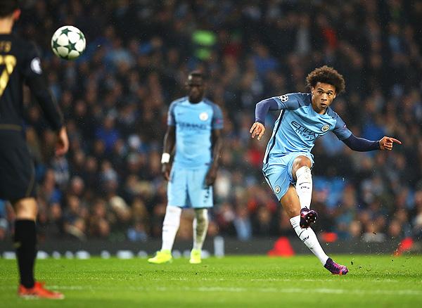Manchester City llega con serias dudas en cuanto a su rendimiento futbolístico, frente a un Mónaco con Falcao García de nuevo en su mejor forma. (Foto: AFP)