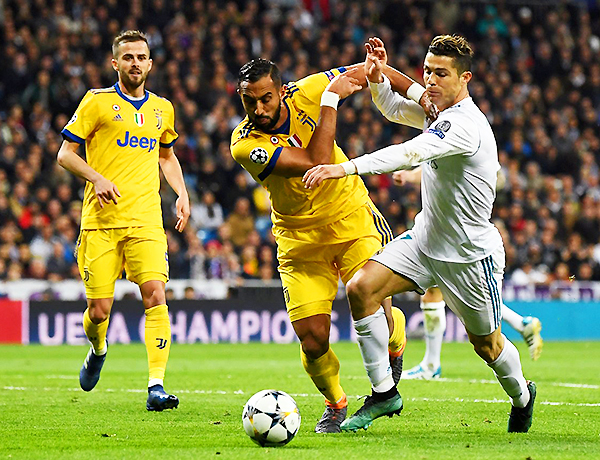 Cristiano Ronaldo no tuvo su mejor partido ante la Juventus. (Foto: AFP)