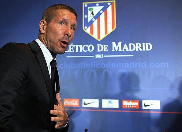 Más allá del estilo, Simeone está sólido en el Atlético. (Foto: Reuters)