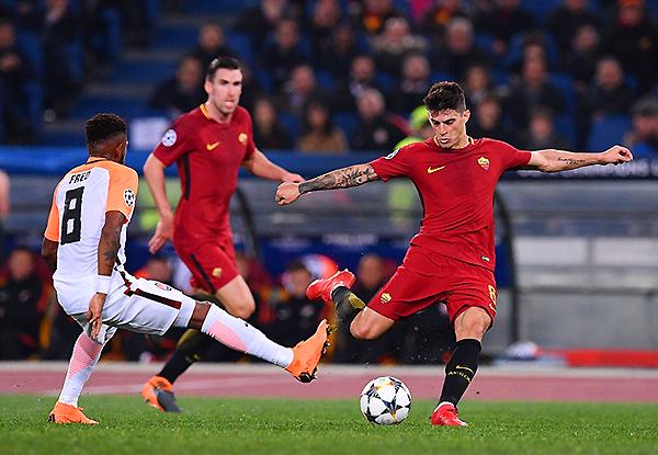Diego Perotti volvió a demostrar su buen nivel. ¿Acaso estará en la mirada de Sampaoli? (Foto: AFP)