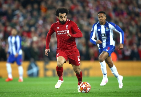 Salah no anotó, y hasta desperdició una clara chance. (Foto: Prensa Liverpool)