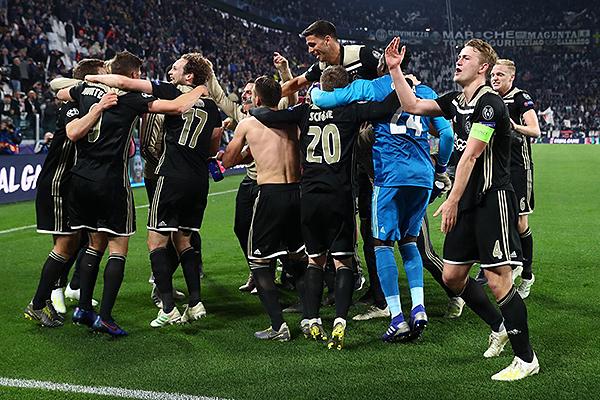 Para el Ajax, la clasificación a la semifinal de la Champions League tiene un valor más que especial. (Foto: UEFA)