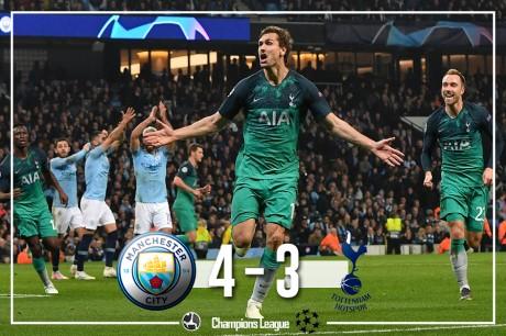 Foto: Prensa Tottenham Hotspurs