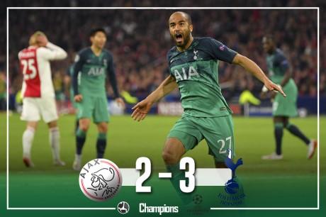 Foto: Prensa Tottenham Hotspur