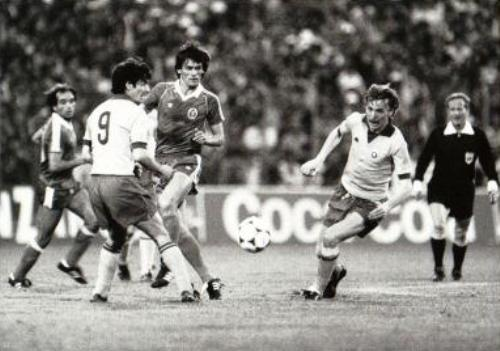 Final perdida por el Porto ante la Juventus en 1984 con un 2-1 (Foto: fronterad.com)