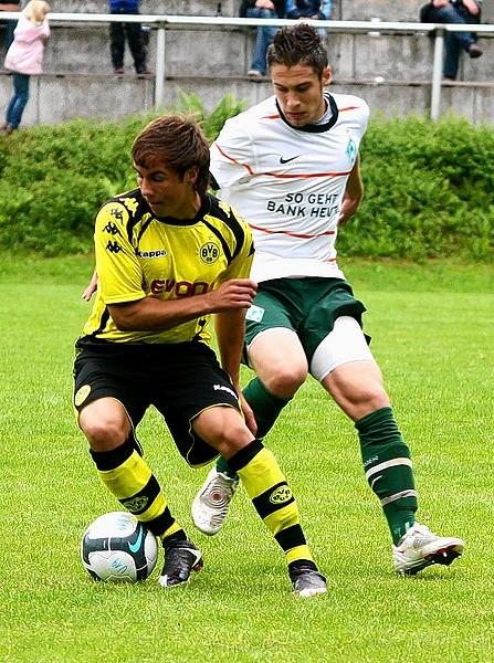 Mario Götze es una de las jóvenes promesas del fútbol teutón. Esta temporada, tendrá más oportunidades de alternar en el equipo estelar de Borussia Dortmund (Foto: nw-news.de)
