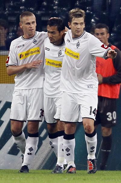 Comandados por el venezolano Juan Arango, Borussia Monchengladbach afrontará el campeonato con sangre joven (Foto: Reuters)