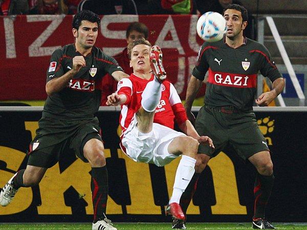 POR FIN. Mainz volvió a la victoria luego de superar 3-1 a Stuttgart. (Foto: AP)