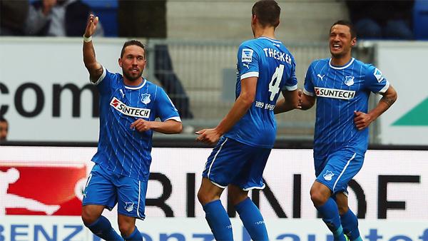 Hoffenheim busca recuperar el nivel que hace unas temporadas lo tuvo peleando los primeros puestos (Foto: bundesliga.com)