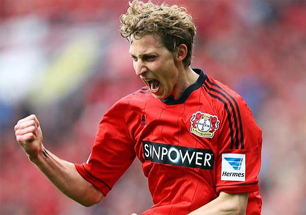 25 veces se repitió el grito de gol de Stefan Kießling en la Bundesliga, demostrando que su capacidad en el área sigue en franco crecimiento (Foto: bundesliga.de)