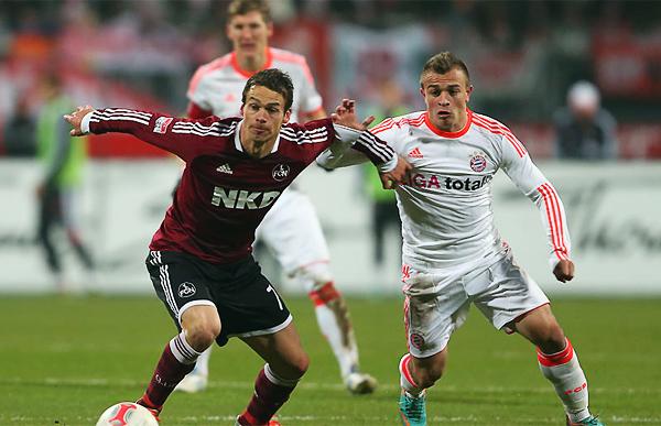 Nuremberg quiere seguir en la máxima categoría pero tiene un complicado panorama por delante ante equipos con mejor presupuesto (Foto: bundesliga.com)