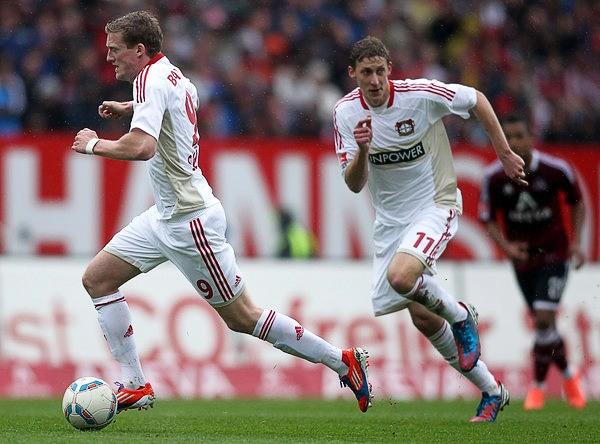 Bayer Leverkusen se encuentra en pleno recambio generacional y por ello no tiene los pergaminos de años anteriores (Foto: AFP)