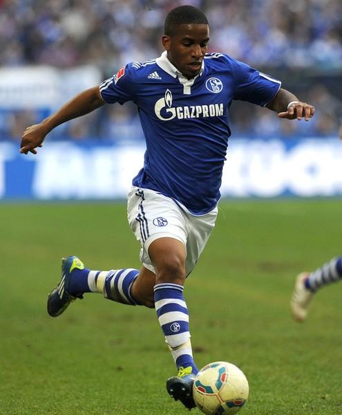 Jefferson Farfán es uno de los más experimentados en Schalke 04, que por enésima vez va en busca del añorado cetro (Foto: AFP)