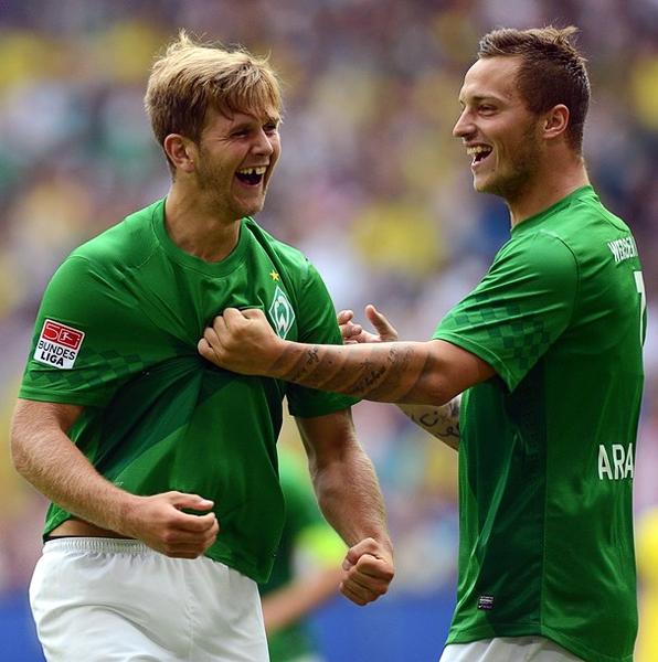 Werder Bremen perdió a varios jugadores en distintos puestos y parece que va a sufrir en esta temporada (Foto: AFP)