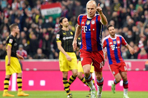 ¿Bayern volverá a tener un recorrido fácil de cara al título? (Foto: AFP)