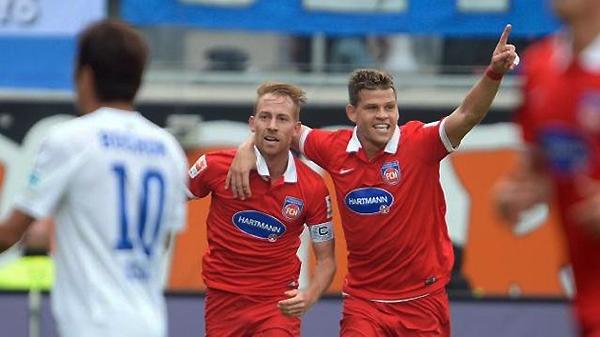 Bochum fue sorprendido por el impetuoso Heidenheim, que lo goleó 5-0 (Foto: T-Online)