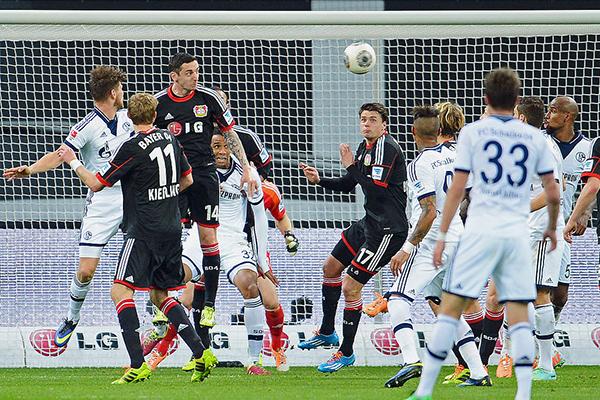 Schalke, ya sin Farfán,  buscará pelear por los primeros puestos. (Foto: AFP)