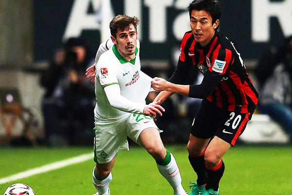 El Eintracht de Zambrano buscará alguna clasificación internacional. (Foto: AFP)