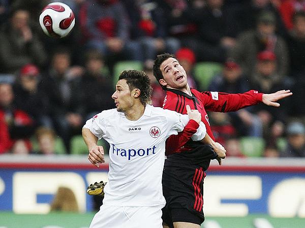 Al Bayer Leverkusen no le resulta cómodo no pelear arriba. El Eintracht sí puede estar más acostumbrado a la mitad de tabla. (Foto: Getty Images)