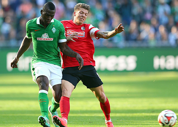 Friburgo no se presenta como candidato, aunque su situación no es distinta a la de un necesitado Werder Bremen. (Foto: Getty Images)