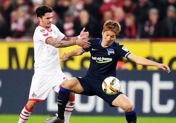 ¿El Hertha Berlin y el Koln serán capaces de pelear por la Bundesliga? (Foto: AFP)
