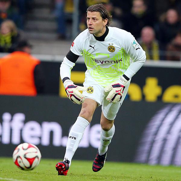 Roman Weidenfeller es un referente indiscutible del Dortmund. (Foto. Die Welt)