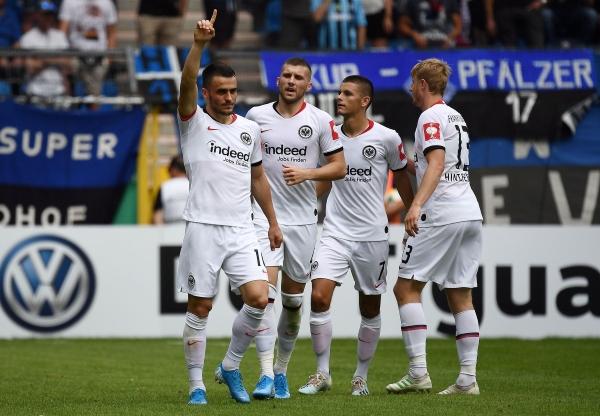Eintracht Frankfurt busca un cupo europeo. (Foto: Prensa Eintracht Frankfurt)