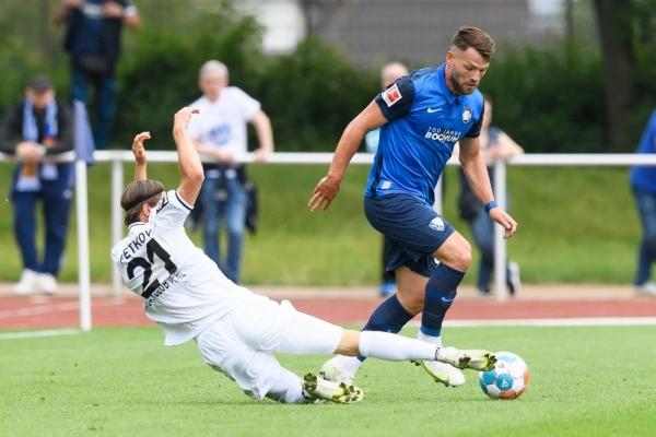 Löwen, otro olímpico del que su nuevo club espera bastante. (Foto: AFP)