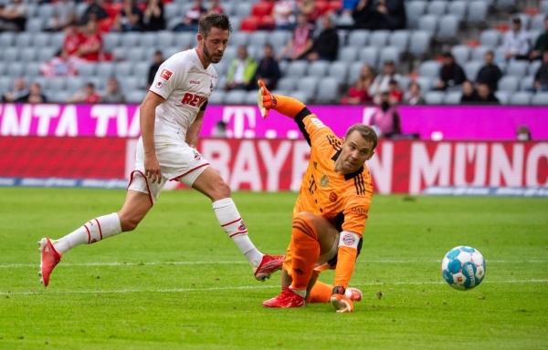 Uth llega a los 30 de retorno al Köln, su primera casa futbolística. (Foto: AFP)
