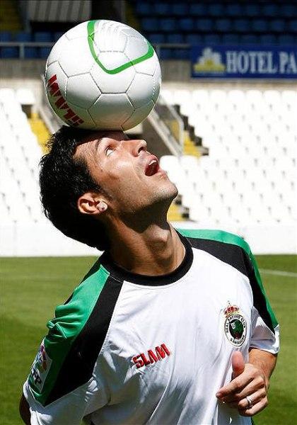 Luis García es el principal refuerzo del Racing para la temporada venidera (Foto: eresmas.com)