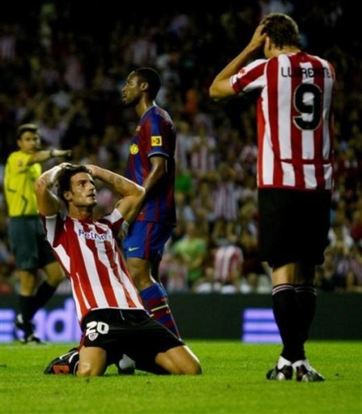 El Athletic perdió ocasiones ante el Barcelona por la Supercopa, pero espera estar más atento en el arranque de la temporada regular (Foto: AP)