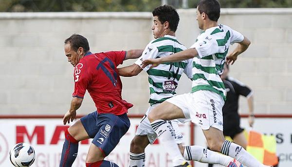 Osasuna quiere escaparse al papel de comparsa con el que muchos lo rotulan (Foto: noticiasdenavarra.com)