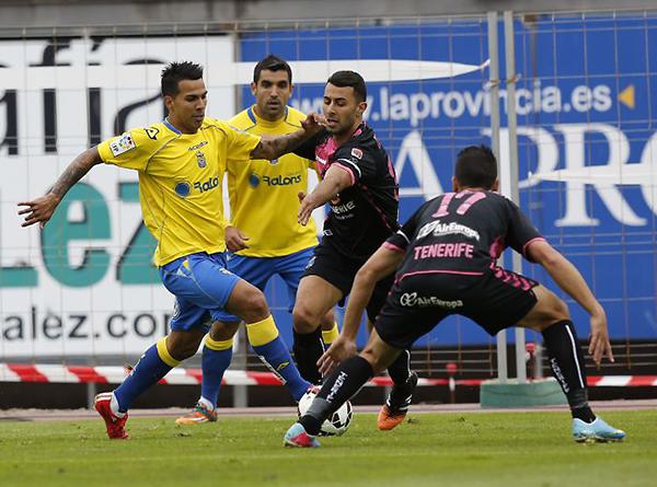 Para Las Palmas la meta es la permanencia en la categoría. (Foto: Cadena SER)