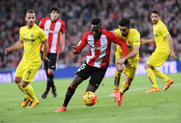 Athletico y Villareal protagonizan un encuentro entretenido en la temporada. (Foto: La Liga)