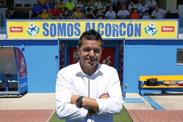 Cosmin Contra tomará las riendas de Alcorcón. (Foto: Prensa Alcorcón)