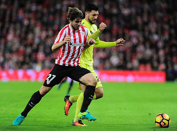 Athletic parte con el mismo nivel del Villareal en La Liga. (Foto: AFP)