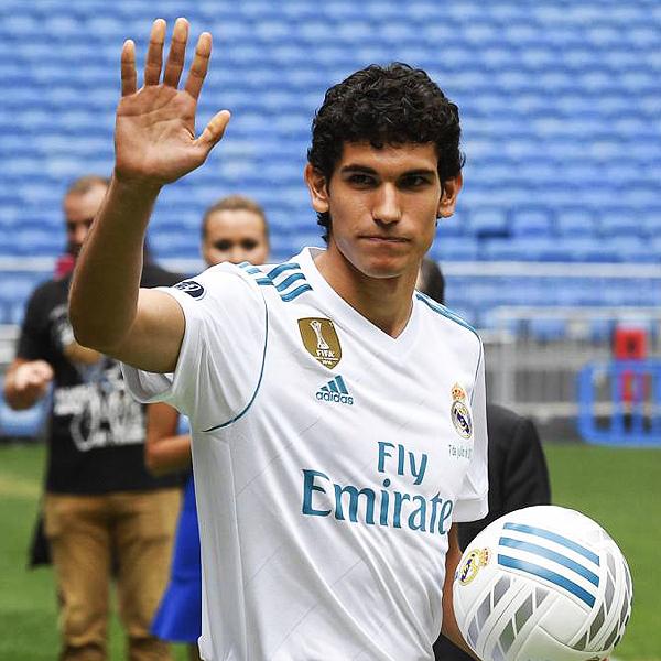 Jesús Vallejos. (Foto: prensa Real Madrid)