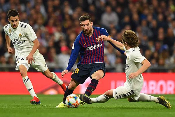 Barcelona y Real Madrid no son la realidad de la Liga. (Foto: AFP)