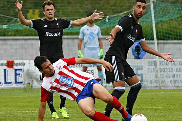 Torrejón estuvo en el Cerceda, aunque el club no tuvo un buen momento institucional. (Foto: canteiraceleste.com)